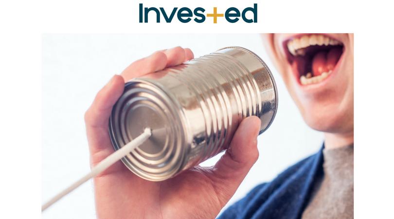 Invested silencio